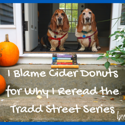 Fall Means The Tradd Street Series, a Women's Paranormal Fiction Series, by Karen White