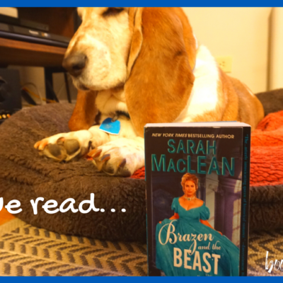 Brazen and The Beast by Sarah MacLean, a Victorian Wallflower Historical Romance