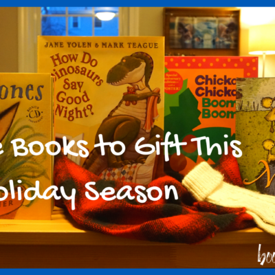Picture Books To Buy For People on Your List This Holiday Season