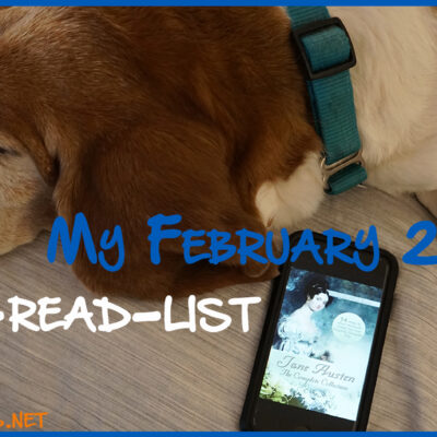 My To Be Read List for February 2020