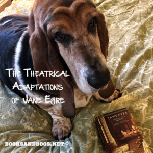 Jane Eyre and a Basset hound