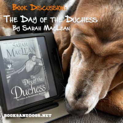 Book Discussion: The Day of the Duchess by Sarah MacLean